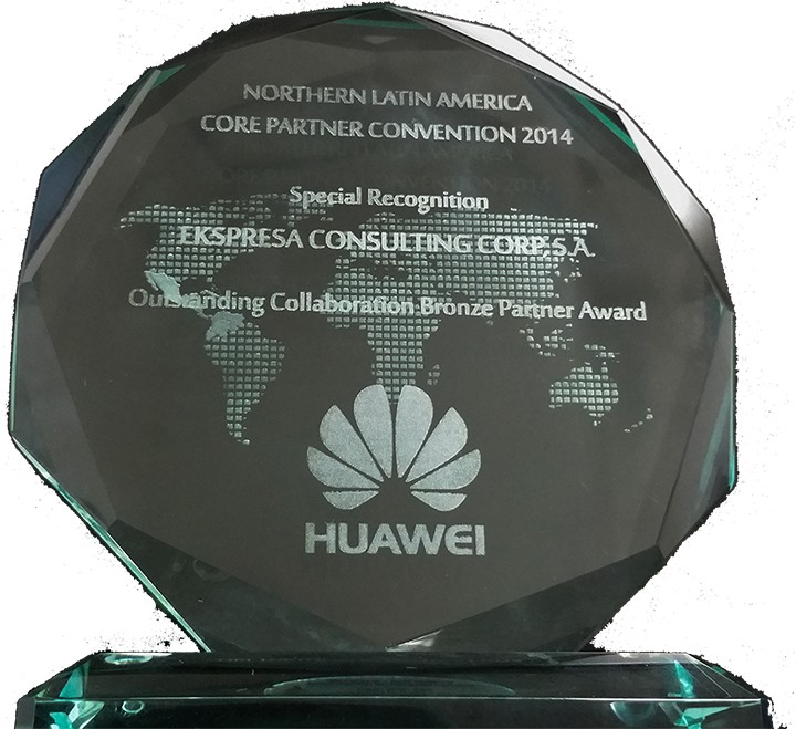 2014 Outstanding Collaboration Bronze Partner Award