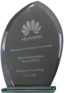 2015 Costa Rica Best Collaboration Award