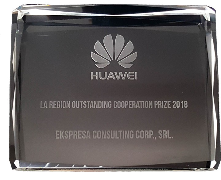 2018 Latin America Region Outstanding Cooperation Prize