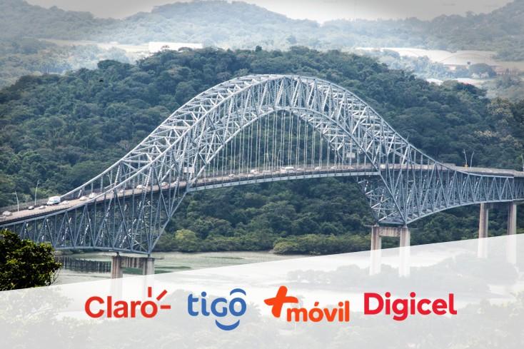 LTE coverage in western Panama – La Chorrera / Arraiján