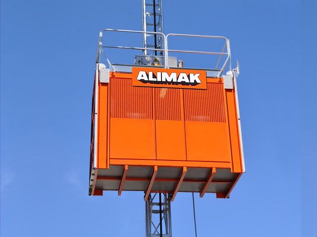 Elevador Alimak
