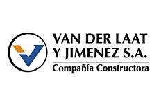 Van Der Laat y Jimenez logo